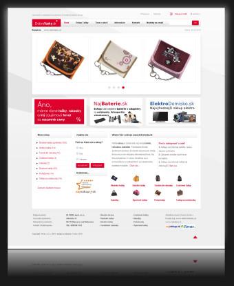 Uvedenie do prevádzky ďalší internetový obchod pre spoločnosť Altrak 81bf86a6cfd