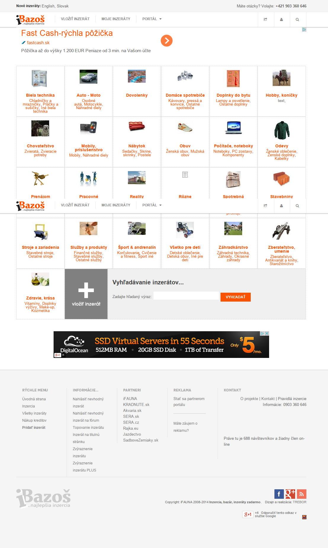 Uvedenie do prevádzky inzertný portál www.ibazos.sk. Na portály je použitý  publikačný systém Joomla 2.5.17. aktuálnej verzie a upravená komponenta pre  ... 8c190e1ee2f